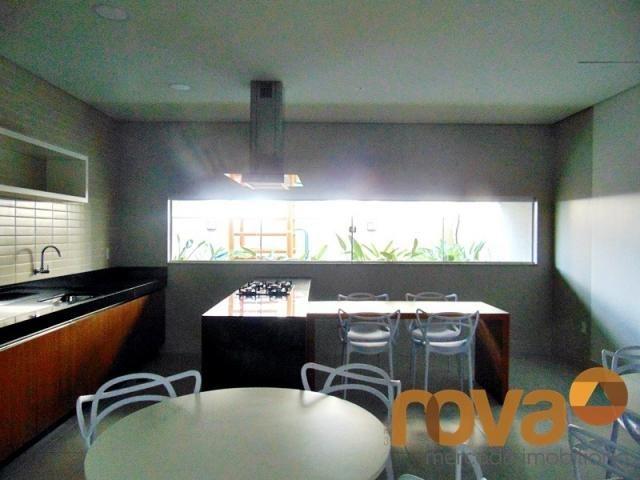 Apartamento à venda com 2 dormitórios em Setor bueno, Goiânia cod:NOV88059 - Foto 19