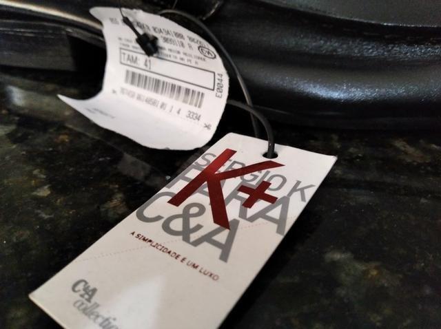 Sapato Sergio K para C&A - Foto 6