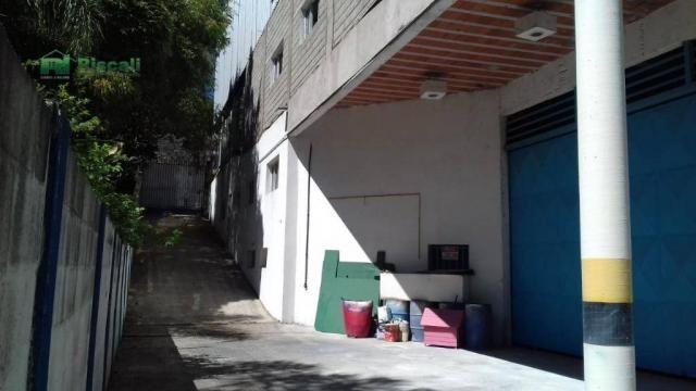 Galpão à venda, 1400 m² por r$ 2.200.000 - jardim tomé - embu das artes/sp - Foto 8