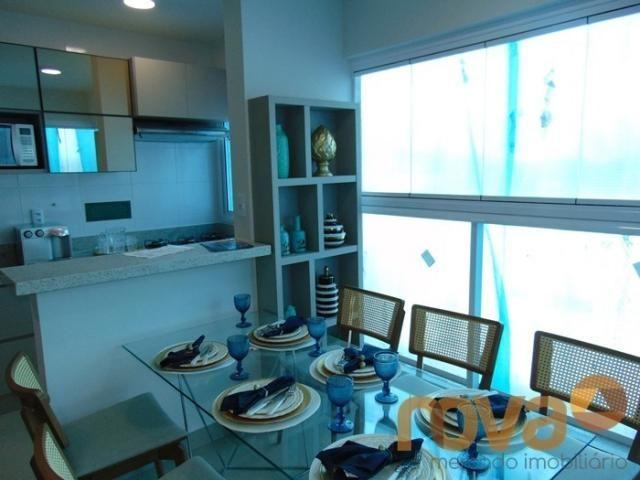 Apartamento à venda com 2 dormitórios em Setor bueno, Goiânia cod:NOV88059 - Foto 4