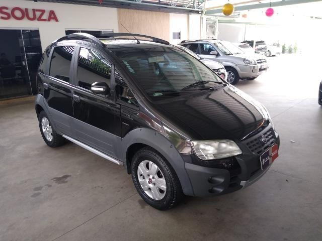 Fiat Idea Adventure 1.8 - completa - Única dona - Tirado em Goiânia