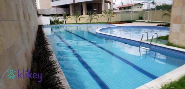 Apartamento à venda com 3 dormitórios em Cidade dos funcionários, Fortaleza cod:7467 - Foto 2