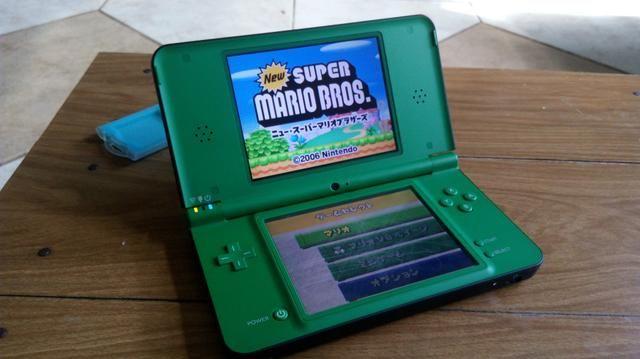 Nintendo DSi LL/XL Verde