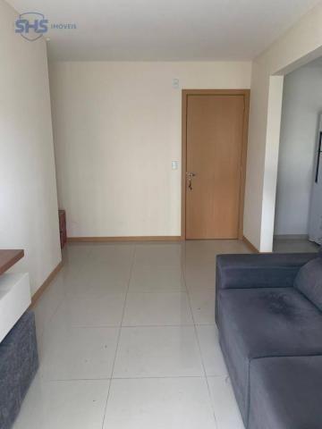 Apartamento com 2 dormitórios para alugar, 56 m² por r$ 1.400/mês - fortaleza - blumenau/s - Foto 4