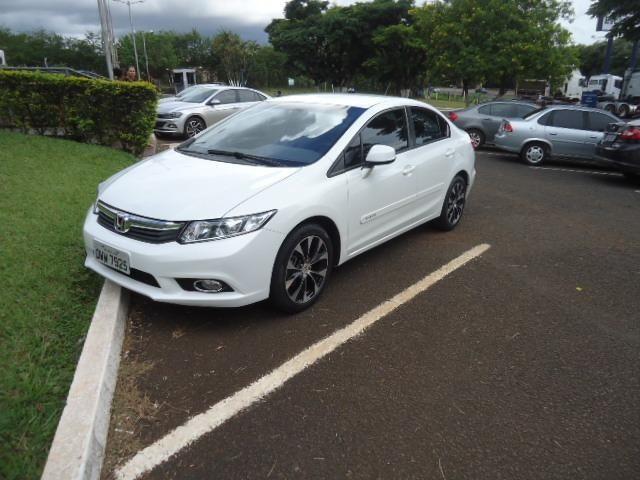 Honda Civic LXS 1.8 2014/2014