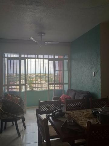 Apto 3 quartos sacada e elevador andar alto próx. shopping pantanal - Foto 7