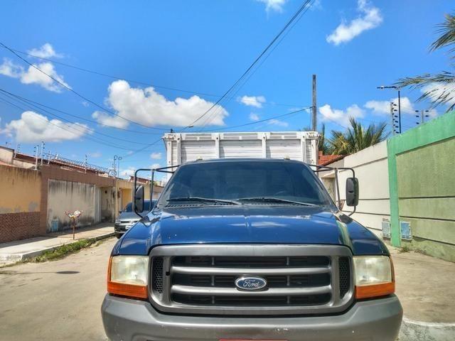Caminhao Ford F4000 2006 - Foto 4