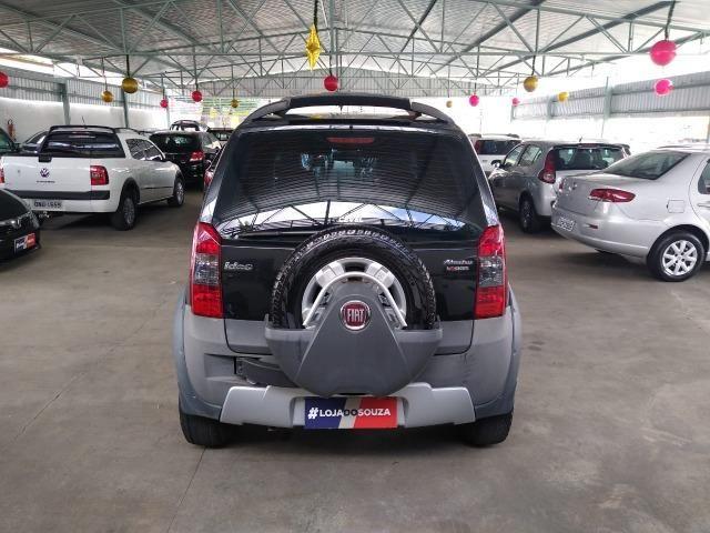 Fiat Idea Adventure 1.8 - completa - Única dona - Tirado em Goiânia - Foto 5