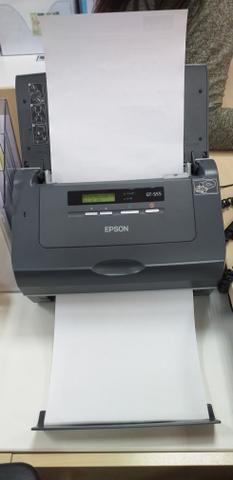 Scanner epson GT-S55 em uso