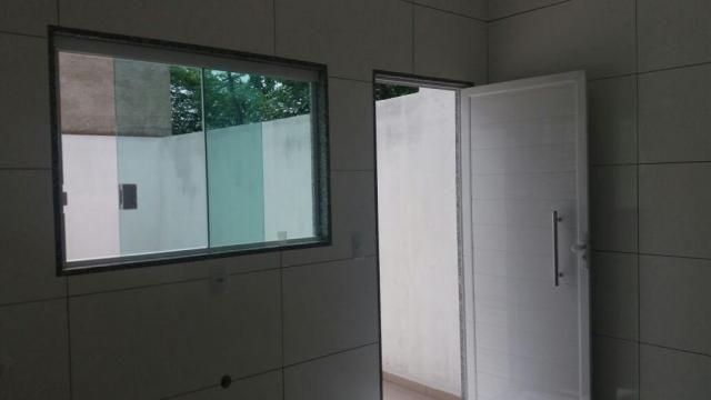 Casa com 2 dormitórios à venda, 78 m² por r$ 200.000 - valverde - nova iguaçu/rj - Foto 4