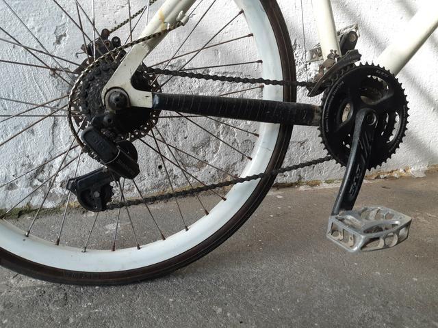 Bicicleta de alumínio freio a disco - Foto 4