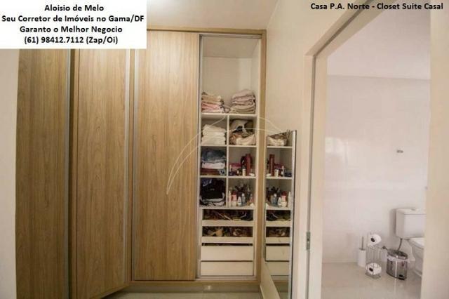 Aloisio Melo Vde: 350m², Terrea, 4 Qtos (1 Suite c/closet), Toda com armários, Porcelanato - Foto 19
