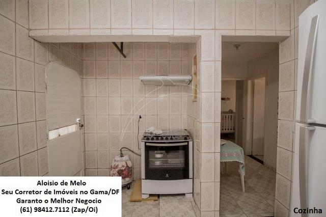 Aloisio Melo Vde: Q. 33 S/Leste, 2 Casas; Sala, Cozinha, 3 Qtos, Ac. Financiamento/FGTS - Foto 6