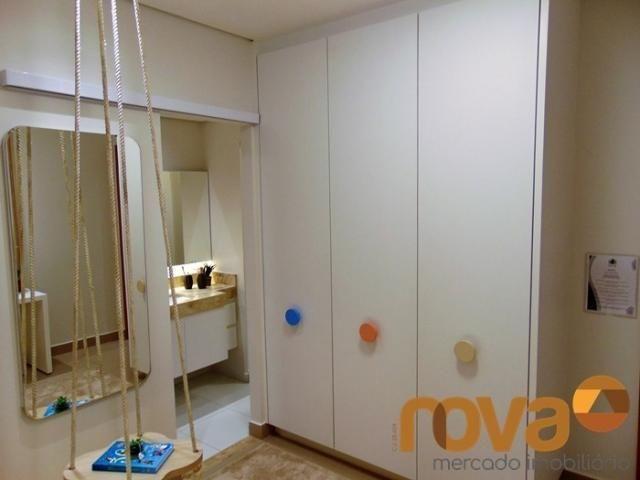 Apartamento à venda com 3 dormitórios em Setor bueno, Goiânia cod:NOV235464 - Foto 10