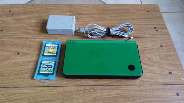 Nintendo DSi LL/XL Verde - Foto 2