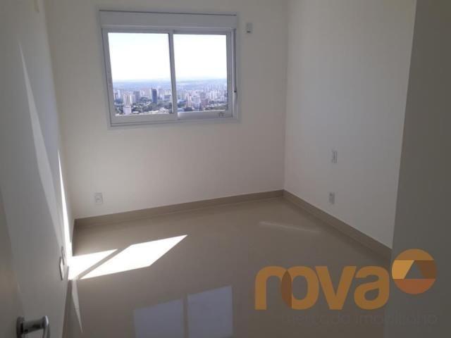 Apartamento à venda com 4 dormitórios em Setor marista, Goiânia cod:NOV87659 - Foto 15