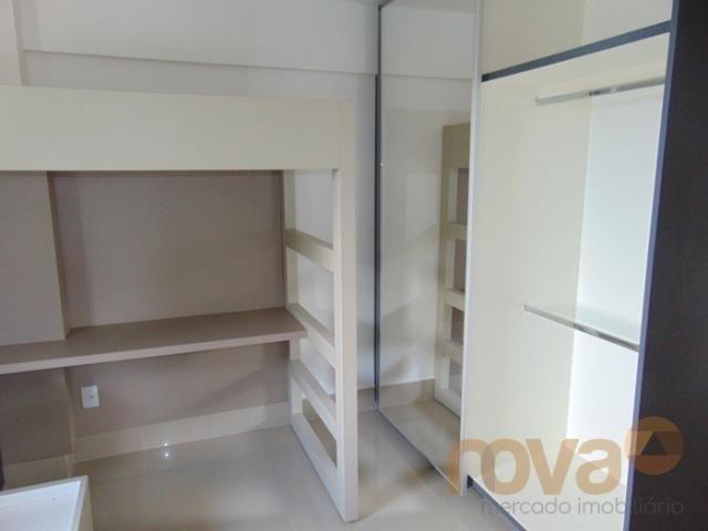 Apartamento à venda com 3 dormitórios em Jardim américa, Goiânia cod:NOV235482 - Foto 12