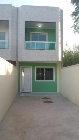 Casa com 2 dormitórios à venda, 78 m² por r$ 200.000 - valverde - nova iguaçu/rj - Foto 2