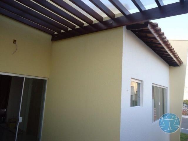 Casa de condomínio à venda com 3 dormitórios em Parque das nações, Parnamirim cod:10279 - Foto 4