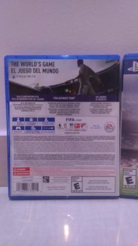 Jogos FIFA 18 E FIFA 16 para PS4 - Foto 3