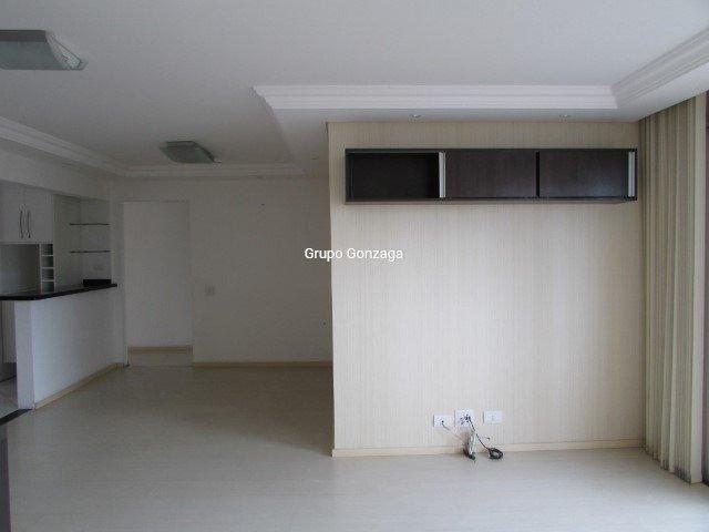Apartamento à venda com 3 dormitórios em Cabral, Curitiba cod:604 - Foto 4