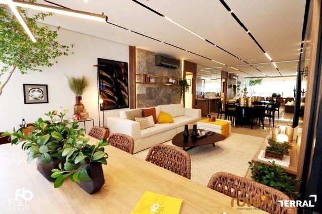Apartamento à venda com 3 dormitórios em Setor bueno, Goiânia cod:NOV235717