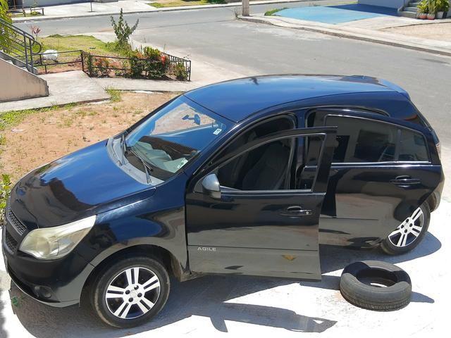 Agile LTZ 1.4 2011 - Valor R$ 22.500,00 - Foto 8