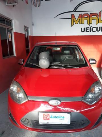 Fiesta top de linha só 47mil rodado - Foto 2