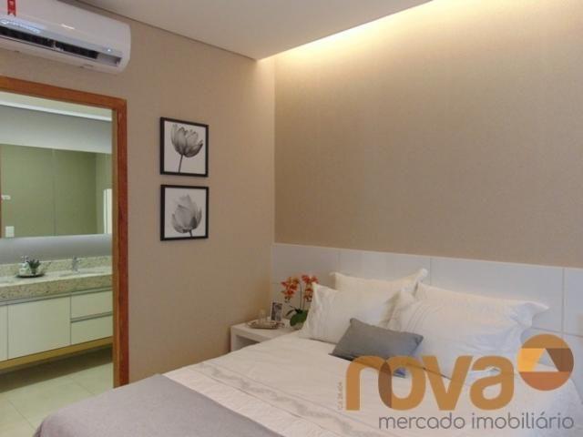 Apartamento à venda com 3 dormitórios em Residencial eldorado, Goiânia cod:NOV235562 - Foto 13