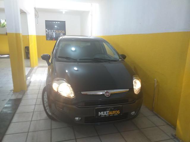 Punto 1.6 automático 2013 o mais Novo de sergipe - Foto 2