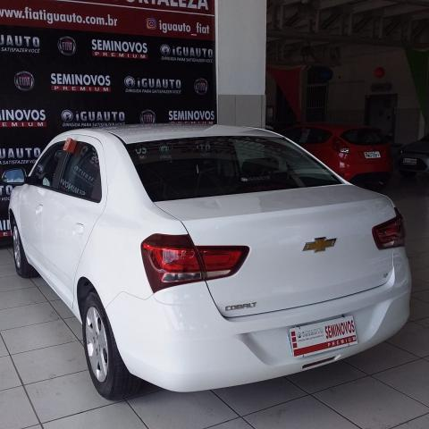 CHEVROLET COBALT 2018/2019 1.4 MPFI LT 8V FLEX 4P MANUAL - Foto 4