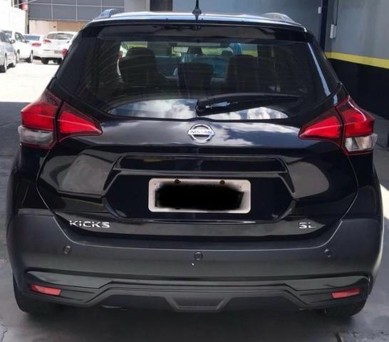 Nissan Kicks SL 1.6 16v automático financiamentos em até 60x sem cnh e sem comprovar renda - Foto 9