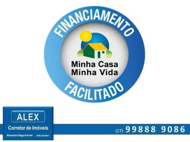 ALX - 68 - Apartamento com Subsídio de até R$ 23.200,00 e F.G.T.S como Entrada ? 2 Quartos - Foto 3