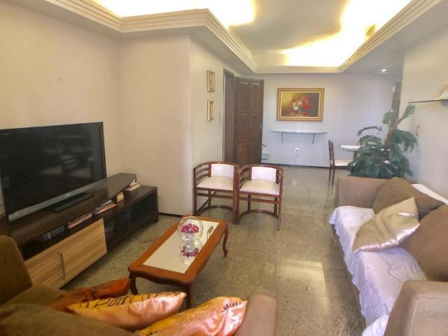 Apartamento na Aldeota - 118m² - 3 Suítes - 2 Vagas (AP0641) - Foto 4