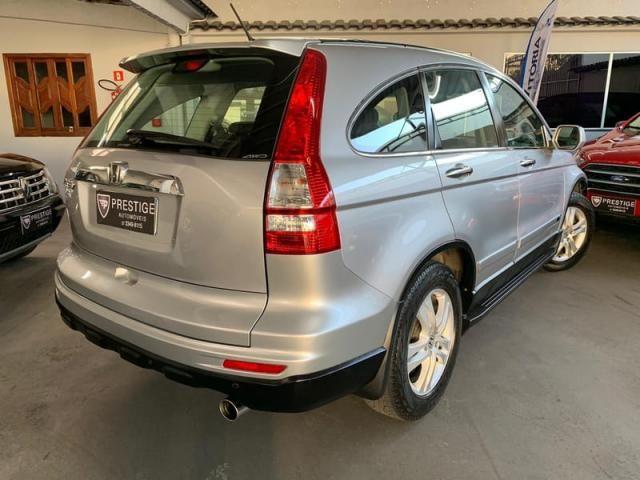 Honda CRV Elx Aut Awd 4x4 Teto Solar Único Dono Super Novo Prestige Automóveis - Foto 4