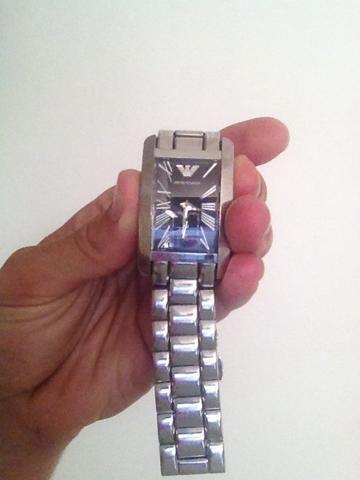 972627f3aa292 Relógio Feminino Empório Armani - Bijouterias, relógios e acessórios ...