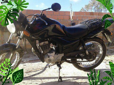Honda Cg moto fan 125