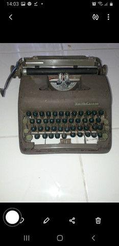 Máquina datilografica  - Foto 3