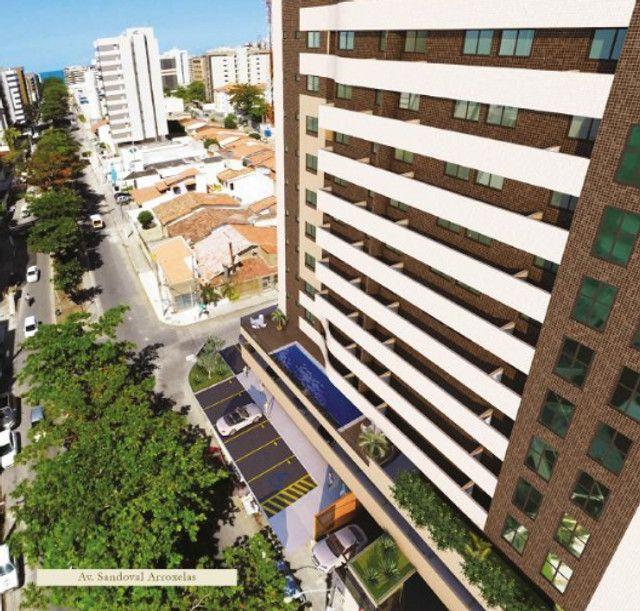 Apartamento na Ponta Verder, 2 quartos na Rua Prof. Sandoval Arroxelas - Foto 20