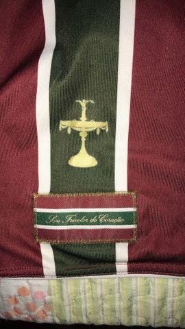 Camisa original Fluminense 2010 - Foto 6