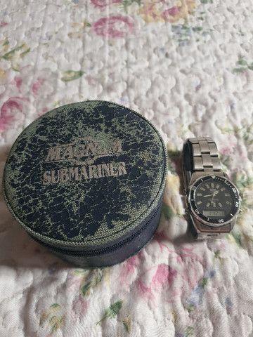 Relógio Magnum Submariner
