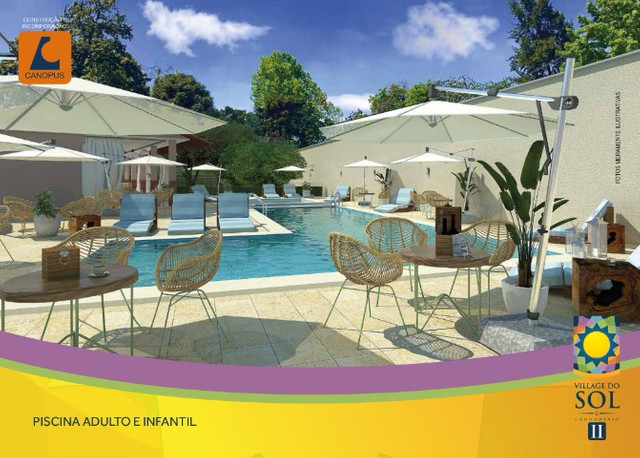 Condominio village do sol 2, canopus construção - Foto 7
