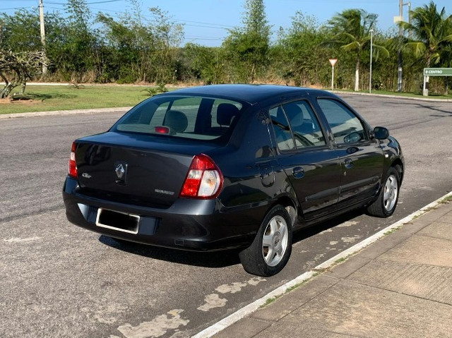 Renault Clio Sedan 2007 1.6 Privilege - Foto 5