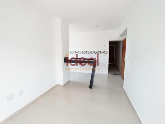 Apartamento à venda, 2 quartos, 1 vaga, Júlia Mollá - Viçosa/MG - Foto 2