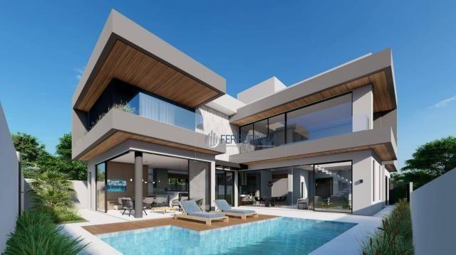Casa com 4 dormitórios à venda, 450 m² por R$ 2.067.000,00 - Urbanova - São José dos Campo - Foto 5