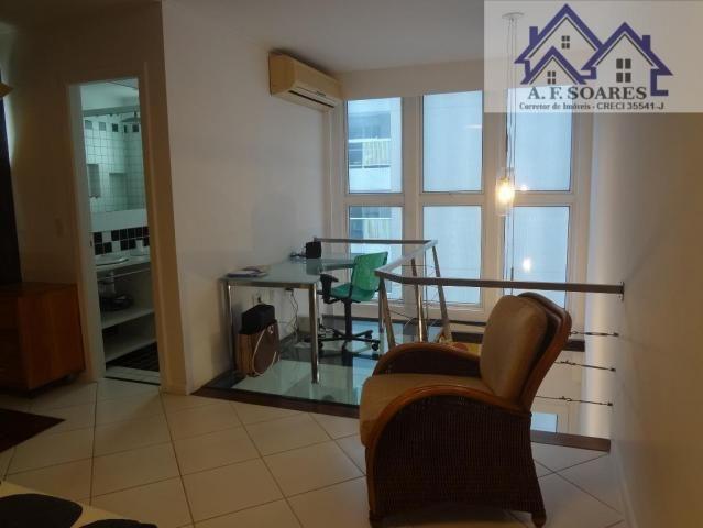 Vendo apartamento tipo loft duplex, com 69 m2, 1 dormitorio, 1 suite, 1 vaga - Foto 15
