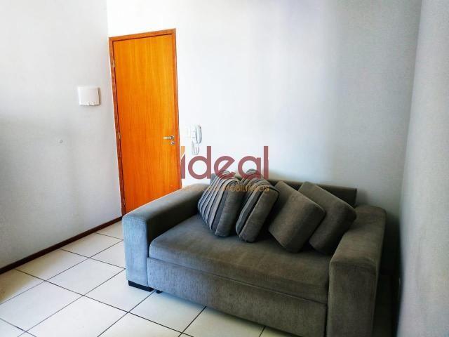Apartamento para aluguel, 1 quarto, 1 vaga, Centro - Viçosa/MG - Foto 3