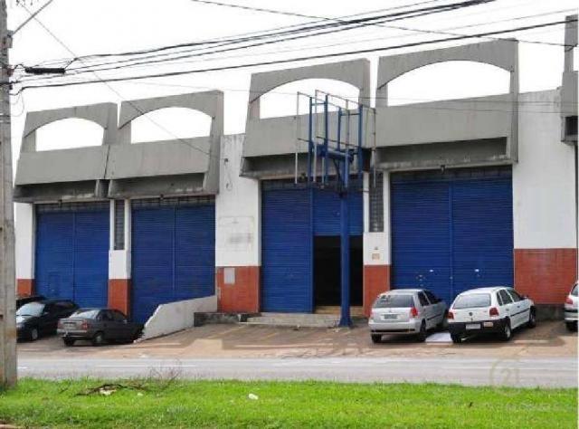 Barracão para alugar, 613 m² - Jardim Novo Sabará - Londrina/PR