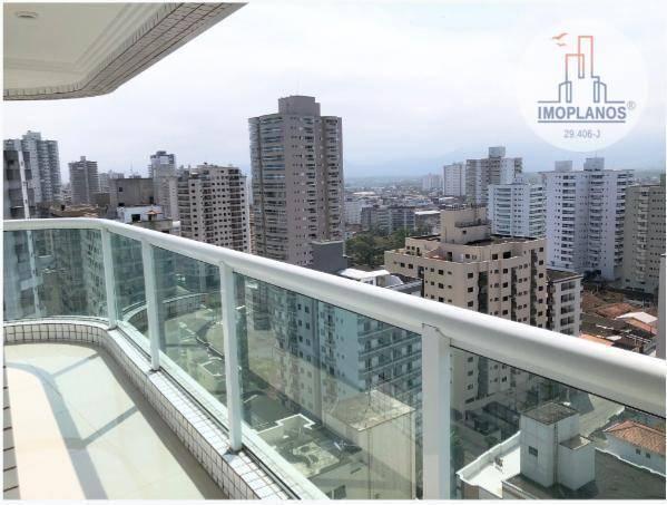 Apartamento com 2 dormitórios à venda, 78 m² por R$ 410.000,00 - Aviação - Praia Grande/SP - Foto 16