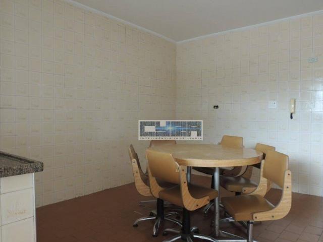 Apartamento AMPLO com 2 dormitórios e dependência em Santos - Foto 19